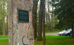 Berlin Wall in Warminster