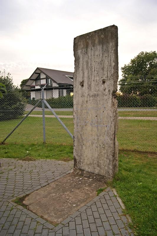 Berlin Wall in Ramstein