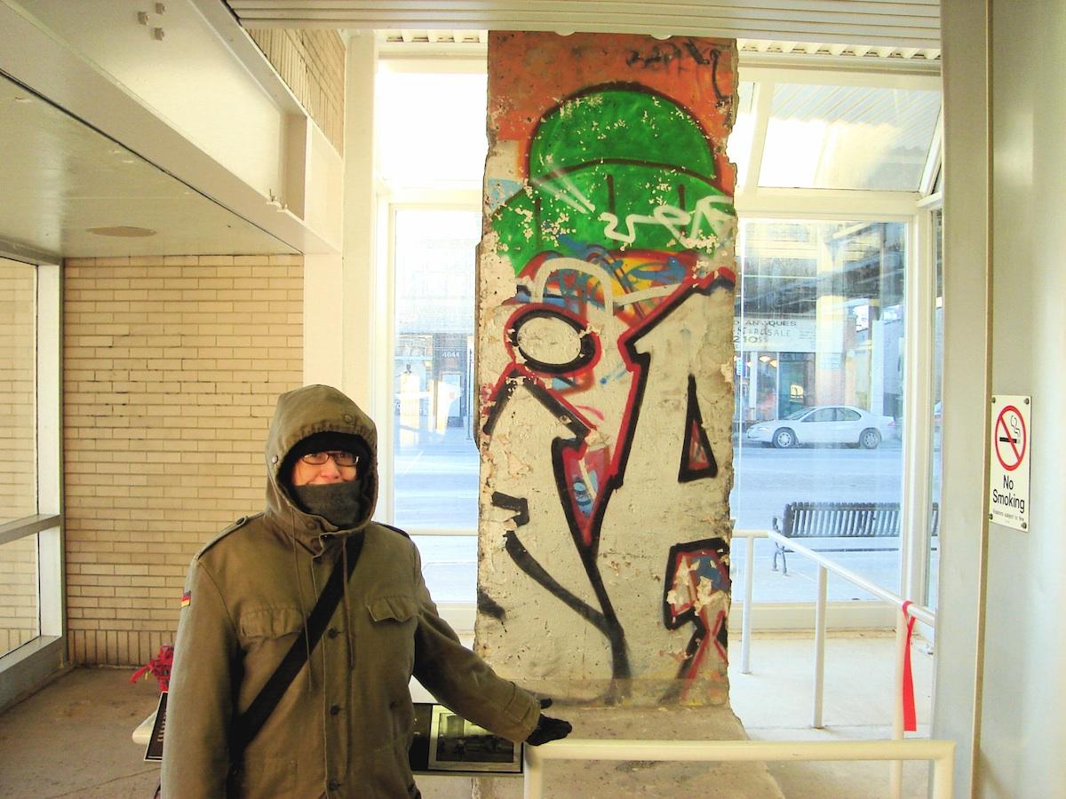 Berlin Wall in Chicago
