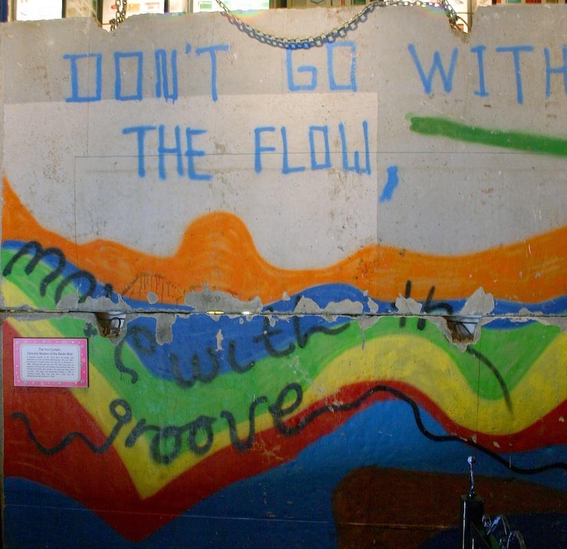 Berlin Wall in Baltimore
