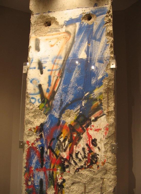 Berlin Wall in Boston