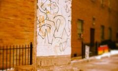 Berlin Wall in Syracuse, NY