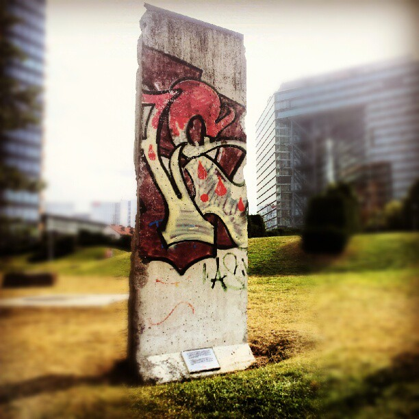 Berlin Wall in Düsseldorf