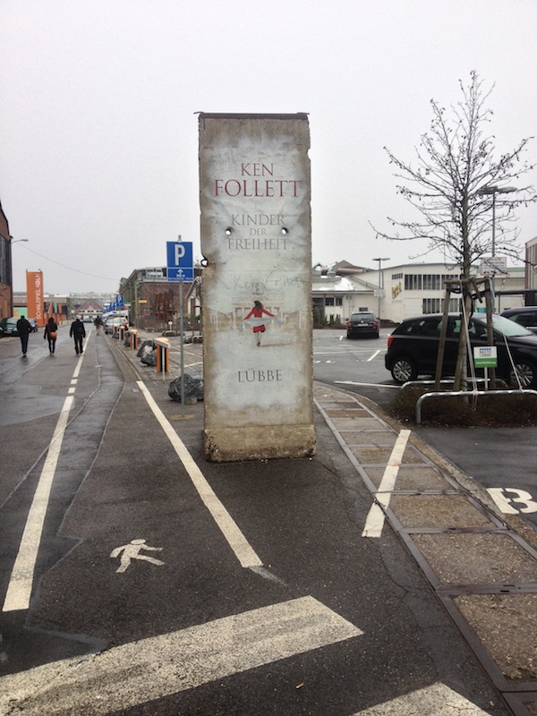 Berlin Wall in Cologne
