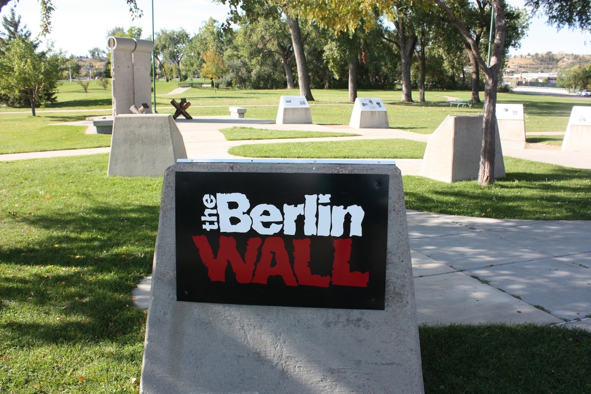 Berlin Wall in Rapid City