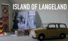 Berlin Wall in Langeland