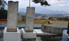 Berlin Wall in Guatemala