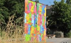 Berlin Wall in Witten