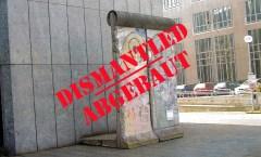 Berlin Wall in Dusseldorf