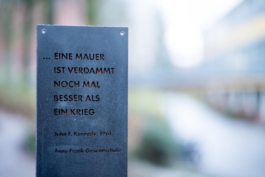 Berlin Wall in Havixbeck