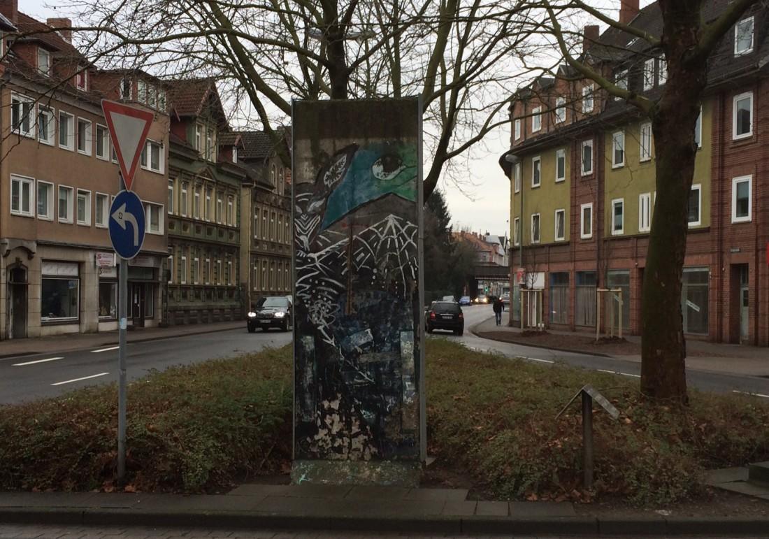 Berlin Wall in Hameln