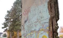 Berlin Wall in Kümmersbrück