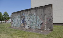 Berlin Wall in Storkow