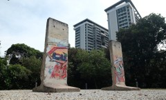 Berlin Wall in Singapore