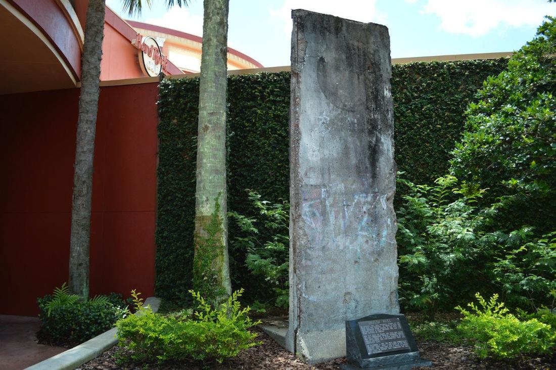 Berlin Wall in Orlando