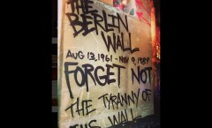 Berlin Wall in Chicago
