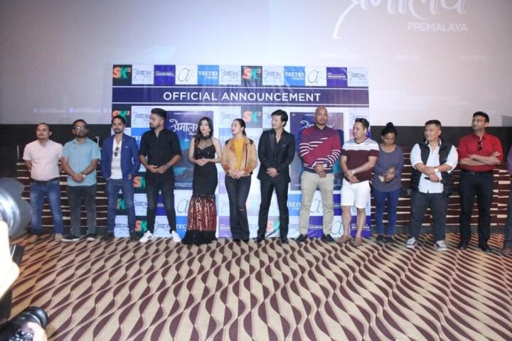 Love story 'Premalaya' & 'Rukmani' to be made « THE CINEMA TIMES