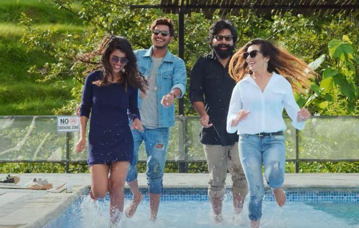 Love circle nepali movie najir hussain the cinema times
