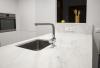 kitchen countertop marble white macael