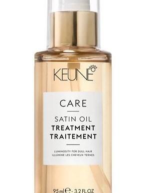 Satin Oil Treatment
