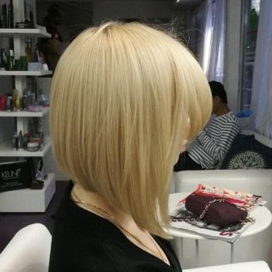 Asymmetric haircut