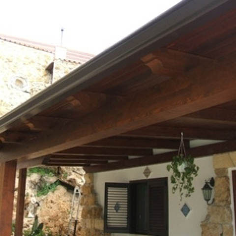 Roof gutters and roofing DCM Lattoneria  Palermo