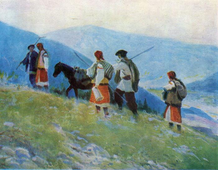 Antin Manastirsky: Biographical sketch