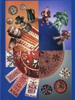 Museum of Ukrainian Folk Decorative Arts in Kyiv. Booklet
