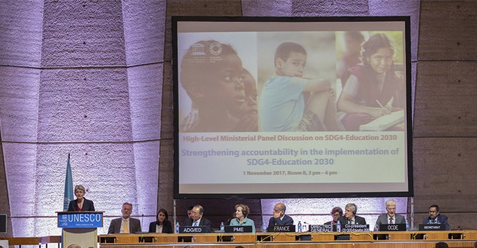 High-Level Ministerial Panel Discussion on SDG4 – Education 2030