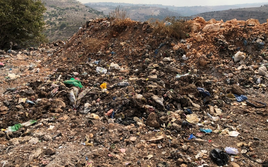 Human Rights Watch: No Action to Enforce Lebanon's New Waste Law