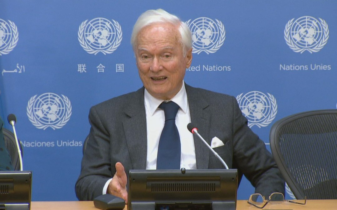 Unilateral sanctions hurting civilians must be dropped, says UN expert