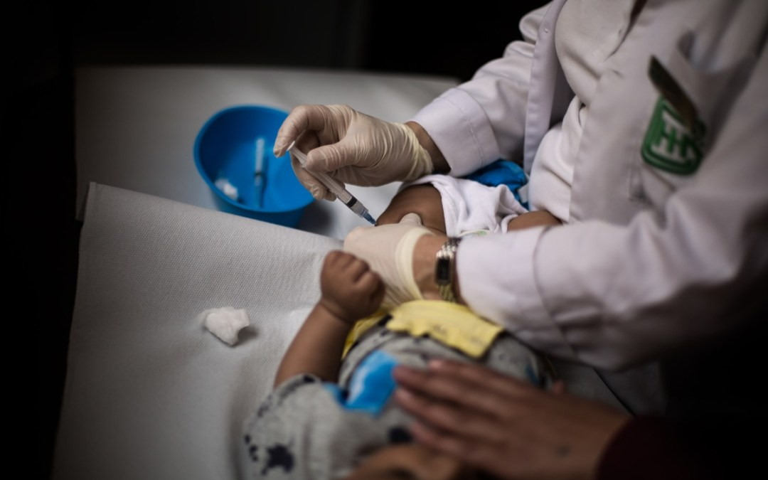UNICEF launches #VaccinesWork campaign to inspire support for vaccines