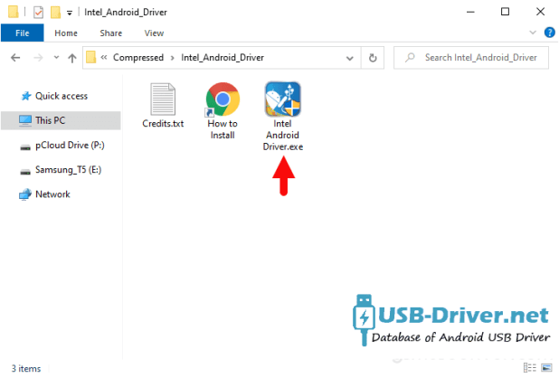 Download Dexp Ursus 9PV 3G USB Driver - intel android driver setup