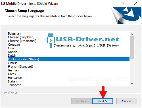 Download LG Phoenix 5 USB Driver - lg mobile driver language