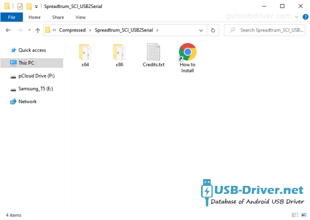 Download Gfive 4 Light USB Driver - spreadtrum sci driver