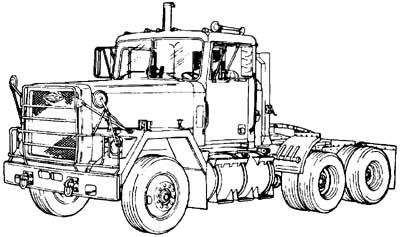 M915 :: USA (USA) :: Trucks