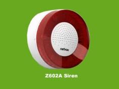 Z-602a-Z602A Siren