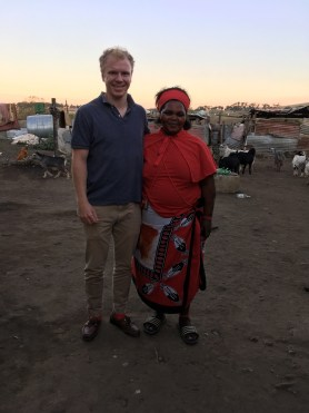Ben Porter, an English Doctor in the Eastern Cape, South