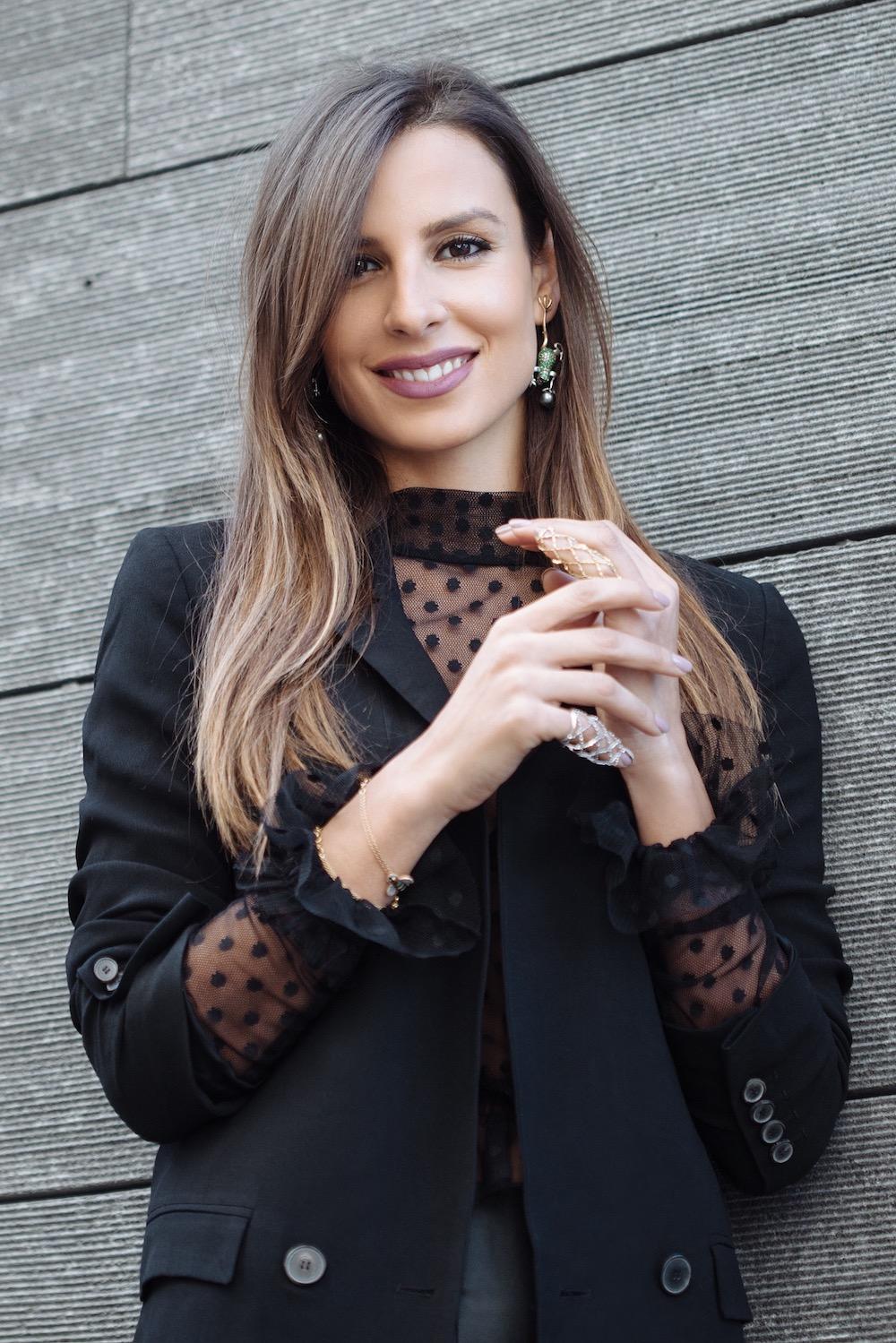 Lebanese Fine Jewelry Designer Gaelle Khouri Vogue Arabia