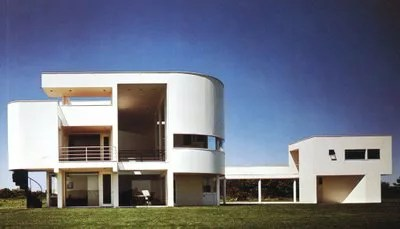 Saltzman House  Data Photos  Plans  WikiArquitectura