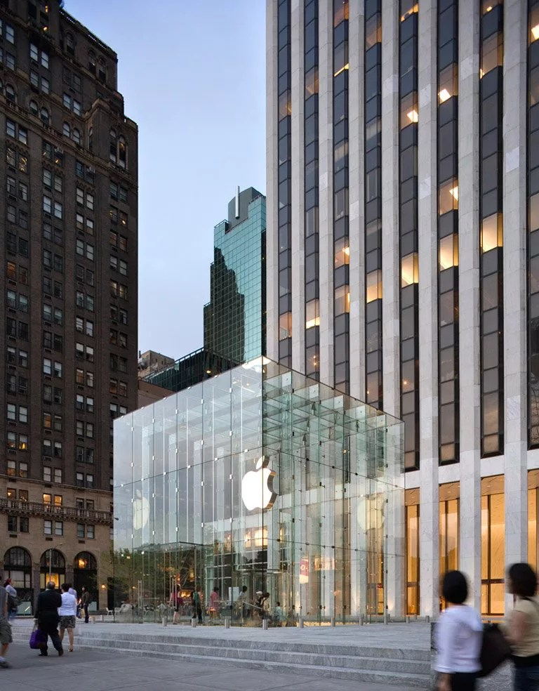 apple store fith avenue