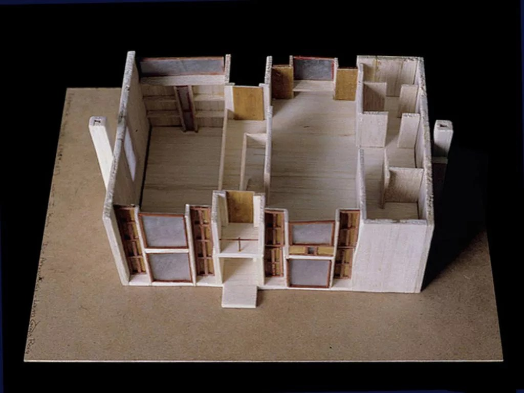 Esherick House  Data Photos  Plans  WikiArquitectura