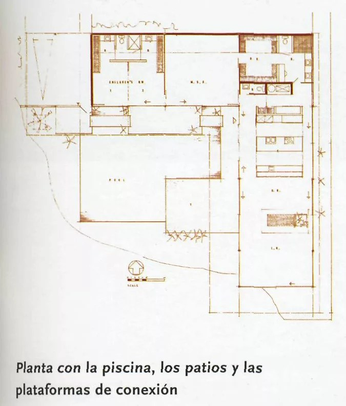 Stahl House  Case Study House n22  Data Photos  Plans  WikiArquitectura