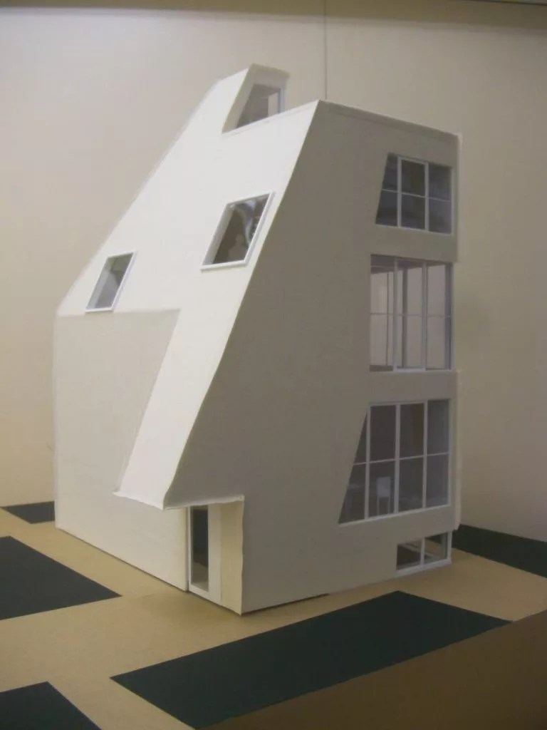 Atelier BowWow House  Data Photos  Plans  WikiArquitectura