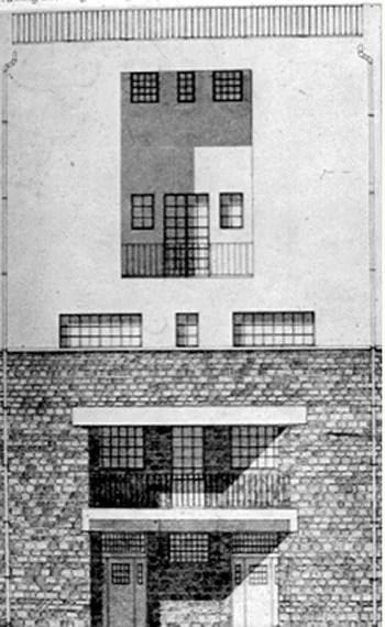 Tristan Tzara House  Data Photos  Plans  WikiArquitectura