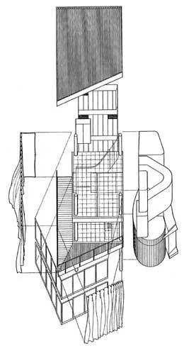 Curtain Wall House Data Photos & Plans WikiArquitectura