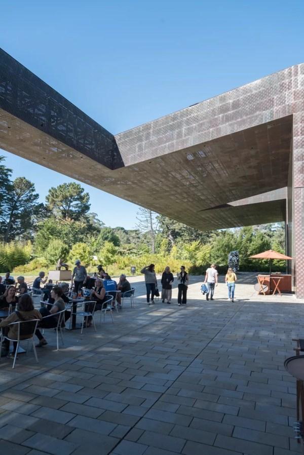 Mh De Young Museum - Herzog Meuron San Francisco 3 Wikiarquitectura