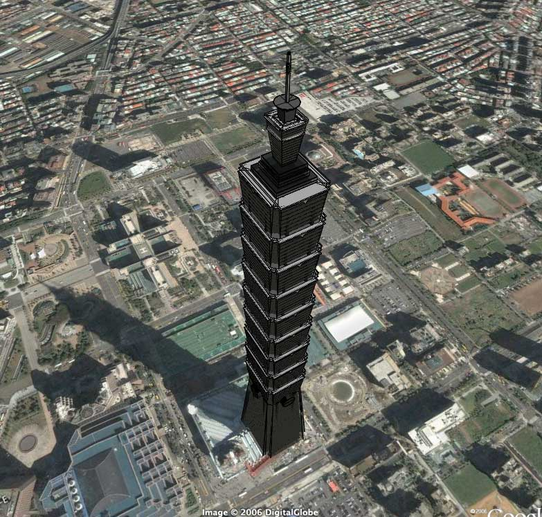 Taipei 101  Data, Photos & Plans Wikiarquitectura