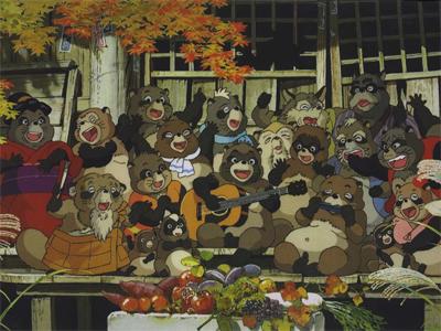 Pom Poko Wikifur The Furry Encyclopedia