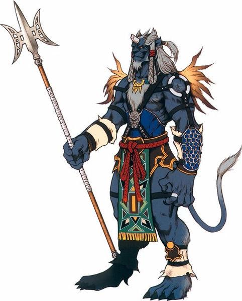 List Of Final Fantasy Species WikiFur The Furry